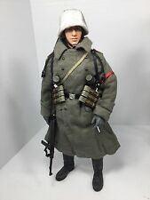 1/6 DRAGON GERMAN WERMACHT 6TH ARMY STALINGRAD MP-40 WINTER GEAR BBI DID WW2