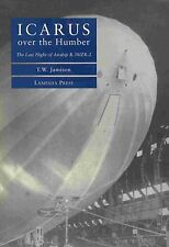 ICARUS OVER THE HUMBER BY T. W. JAMISON  ( airship )