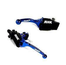 Suzuki RMZ450 2014 2015 2016 Black Flex Brake Clutch Lever RHK FL20-K FL31-K