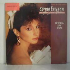 """Gloria Estefan And Miami Sound Machine – Betcha Sa (Vinyl, 12"""", Maxi 45 Tours)"""