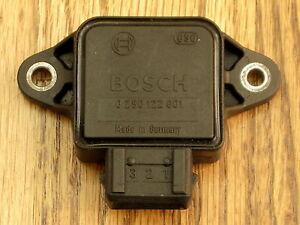 VOLVO  240 850 XC70 THROTTLE POSITION SENSOR 0280122001 TPS