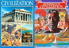Avalon Hill Civilization/Advanced Civ PDF Reference DVD