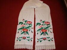 Vintage Ukrainian handmade embroidered rushnik -#3 Vinnytsia reg