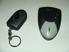 Sirene 100dB - Motorrad Roller ATV Quad Auto Mofa Alarm System m. Fernbedienung