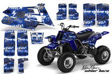 ATV Graphics Kit Quad Decal Sticker Wrap For Yamaha Banshee 350 87-05 SSSH K U