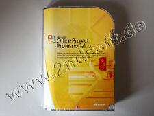 Project 2007 Professional mit 1 CAL Vollversion, deutsch - neu, SKU: H30-01858