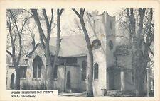 WRAY CO – First Presbyterian Church