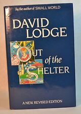 Out of Shelter David Lodge Revised Ed. Secker & Warburg Hardback Jacket 1988