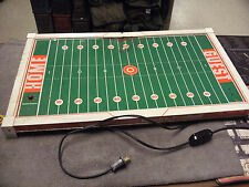 Vintage Tudor Model 500 Electronic Football Game Works, For Parts?