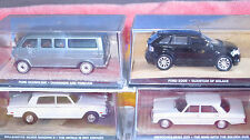 1/43 James Bond Car Collection diecast model IXO Universal Hobbies your choice