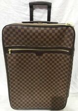 Louis VUITTON AUTHENTIC DAMIER Ebene PEGASE Suitcase 65
