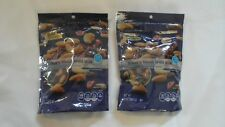 (2) Bag Lot Of CVS Gold Emblem Hiker's Blend Trail Mix 13 Oz Each YUMMY!