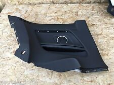 AUDI A5 S5 RS5 QUATTRO REAR LEFT NAPA LEATHER DOOR PANEL ASSEMBLY OEM