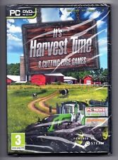 It's Harvest Time 6 Cutting Edge Games Agricultu Simulator PC STOCKING STUFFERS