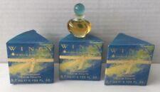 Giorgio Beverly Hills WINGS Eau De Toilet for Women 0.125 oz Mini Bottle 5-PACK