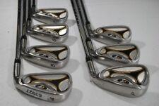 TaylorMade r7 4-PW Iron Set Right T-Step 90 Stiff Flex Steel # 63927