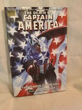The Death of Captain America Vol. 2 : The Burden of Dreams by Ed Brubaker 2008…