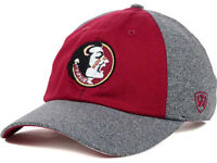 Florida State FSU Seminoles TOW Women's Gem NCAA Logo 2 Tone Adjustable Cap Hat