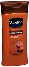 Vaseline Cocoa Butter Deep Conditioning Body Lotion 10 oz