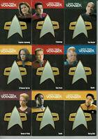 Star Trek Voyager Quotable Communicator Pin Selection - Cheapest on Ebay
