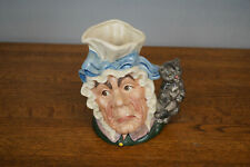 Royal Doulton Character Toby Jug - The Cook and The Cheshire Cat ~ Large