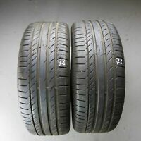 2x Continental ContiSportContact 5 SUV MO 235/50 R18 97V 4015 7 mm Sommerreifen