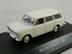 Starline Fiat 1100 R Familiare 1966 white 1/43