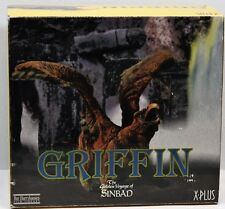 "NEW RARE X-PLUS HARRYHAUSEN 12"" GRIFFIN-POLYESTER RESIN+EXTRAS"