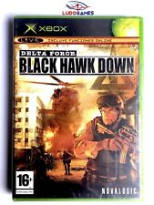 Delta Force Black Hawk Down Xbox Nuevo Precintado Retro Sealed Brand New PALSPA