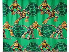 Teenage Mutant Ninja Shower Curtain - New