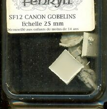 FENRYLL 1  BLISTER SF12 CANON GOBELINS