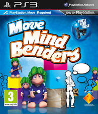 Move Mind Benders L'AllenaMente! (Playstation PS Move) PS3 Playstation 3 IMPORT