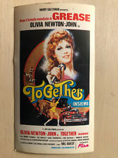 Sporting Poster Plakat Aufkleber Sticker 1979 Crosbie Stills And Nash No Nukes Concert Film-fanartikel