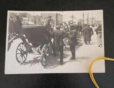 IWK Foto / KOVEL / KOWEL / UKRAINE Russl. JUDAIKA / GHETTO / JUDEN ca 1916 JEWS