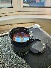 Carl Zeiss Contax 85mm f1.4 Planar Portrait Lens AEG C/Y mount made in Germany
