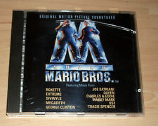 CD Album - Super Mario Bros - Soundtrack OST : (Brothers) Queen + Roxette + ...