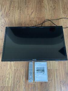 """Sharp Aquos 32"""" LCD TV Model LC-32HG5141K PVR."""