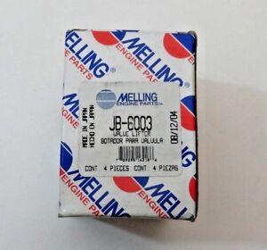 Engine Valve Lifter-Stock Melling JB-6003  (Box of 4)
