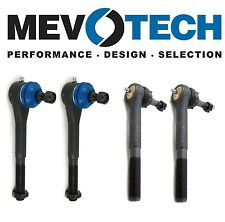 For Chevrolet Cadillac GMC Front Inner & Outer Tie Rod Ends KIT Mevotech