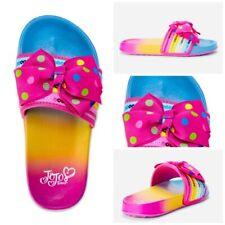 *NEW* JoJo Siwa Girls' Slider Sandals - Choose your Size