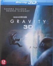 GRAVITY - 3D - BLU-RAY - 3D+2D (2 DISC COMBIPACK)
