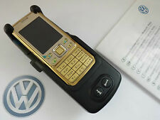 original VW Handyhalter Adapter+Montageanleitun❗Mit❗NOKiA 6300 Handy neu cover1A