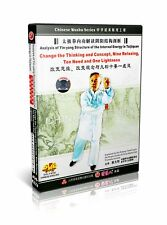 Tai Chi Qigong Series Nine Relaxing Ten Need and one Lightness by Zhu Datong Dvd