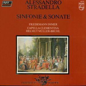 A. Stradella: Sinfonie & Sonate; Fr. Immer, Capella Clementina, Müller-Brühl; LP