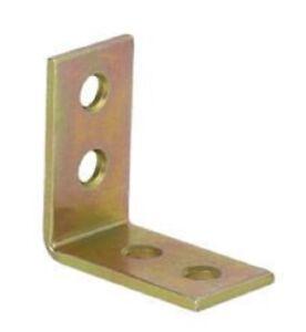 Strongest Galvanized Steel, Long Lasting Angled - Corner Brace KW2 40x40x17 2mm