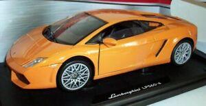 Motormax 1/18 Scale - 79152 Lamborghini Gallardo LP560-4 Orange