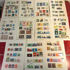 Collection of China PRC Stamps