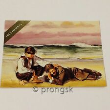 DINOTOPIA #4 Rescued Trading Card James Gurney Collect-A-Card Art NM/M