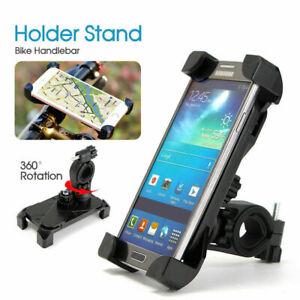 MTB Handlebar Mount Holder Motorcycle Bicycle Bike  Stand For Mobile Phone GPS