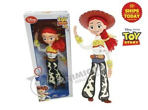Disney Store Pixar Toy Story 4 JESSIE TALKING ACTION FIGURE Cowgirl NEW 2020